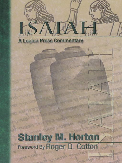 Isaiah (eBook): A Logion Press Commentary